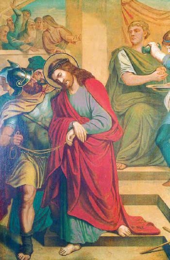 verzeiht jesus alles